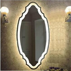 Lighted Bath Mirror