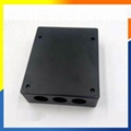 China Powder Black Steel Battery Charger Enclosure Metal Box/Housing 2