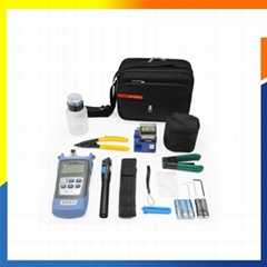 Cheap Price FTTH Fiber Optic Tester Tool Kit with Power Meter