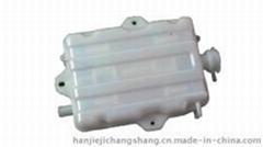 Auto radiator hot plate welding equipment