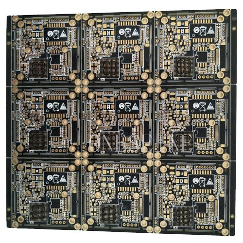 8 Layer Gold Plated PCB Multilayer Printed Circuit Boards Fabrication 1
