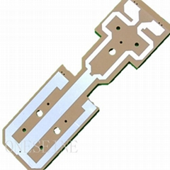Rogers RO4003C High Frequency PCB 2 Layer Printed Circuit Boards