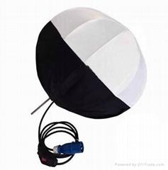 Film Studio 1000W Lantern Light Bulb Dome Light Studio 1K Soft Balloon Light 320