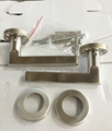 Stainless Steel Tubing Lever Handles