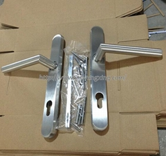 New fashion stainless steel hollow lever