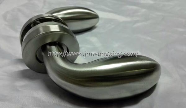 Popular lever door handle lock, split pull handle, door handles 1