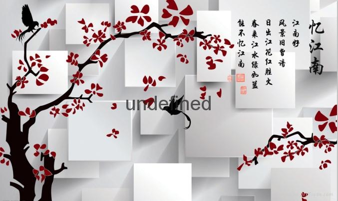 广东背景画高清壁画 4