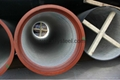 ISO 2531 K9 150mm ductile iron pipe manufacturer 2