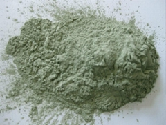 一級綠碳化硅噴砂240#-3000#