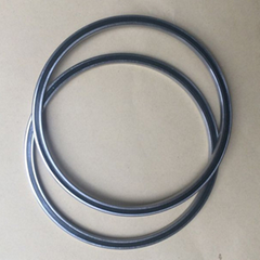 Sealed thin wall deep groove ball bearing for robot arm