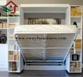 Hot Sale Space Saving Murphy Bed Hidden Wall Bed 3