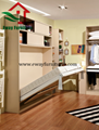 Save Space Bedroom Furniture Murphy Bed