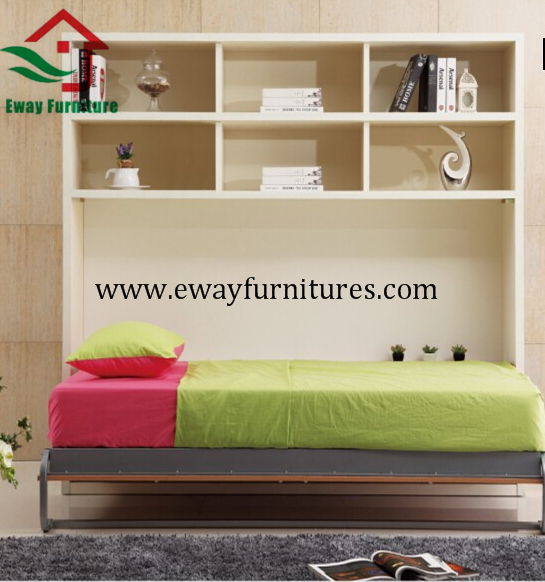 Multifunctional Separable Bed Wall Bed Hardware Murphy Bed Ey 104 Eway Furniture China