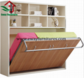 Multifunctional separable bed  wall bed