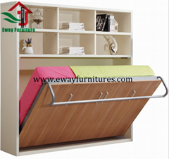 Multifunctional separable bed  wall bed hardware murphy bed