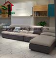 Modern design murphy bed folding wall bed 4