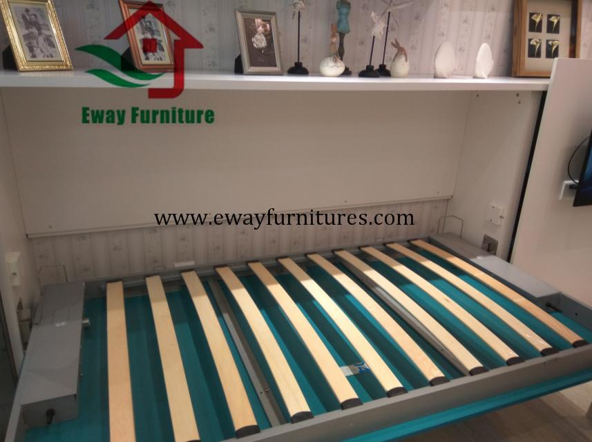 Modern design murphy bed folding wall bed 3