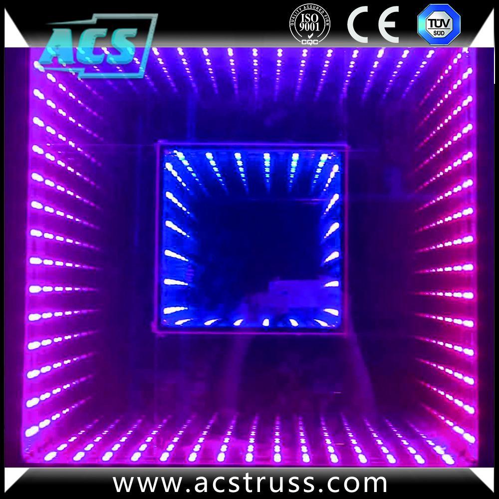 wedding or show events 3D dance floor tiles for disco rgb led dance floor mats  3