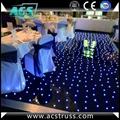 wedding led starlit dance floor event