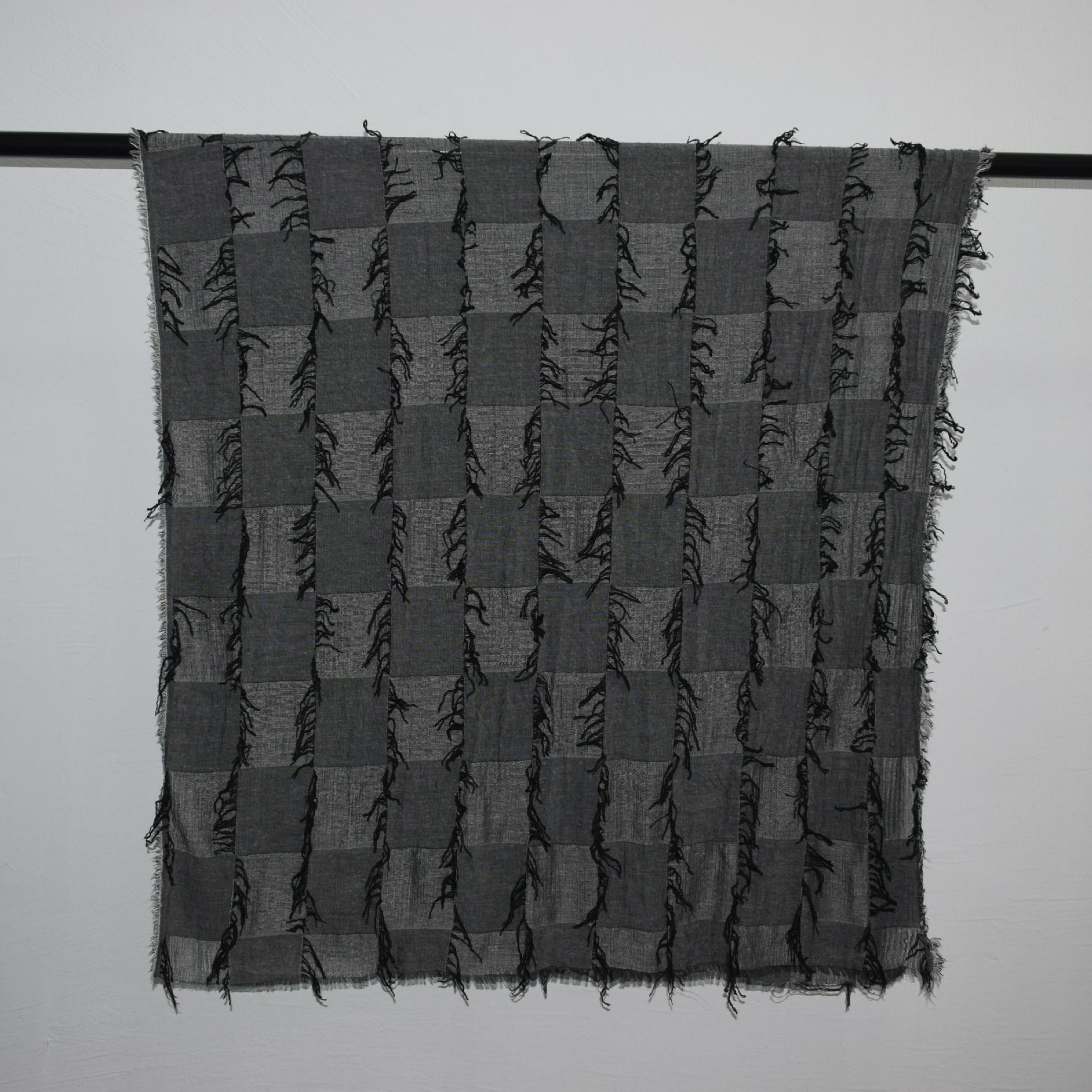 围巾外贸围巾定做品牌围巾OEM加工 1