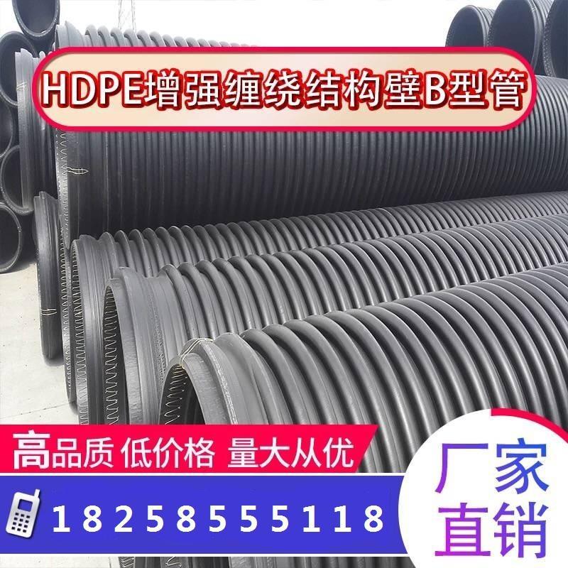 hdpe排水管 1