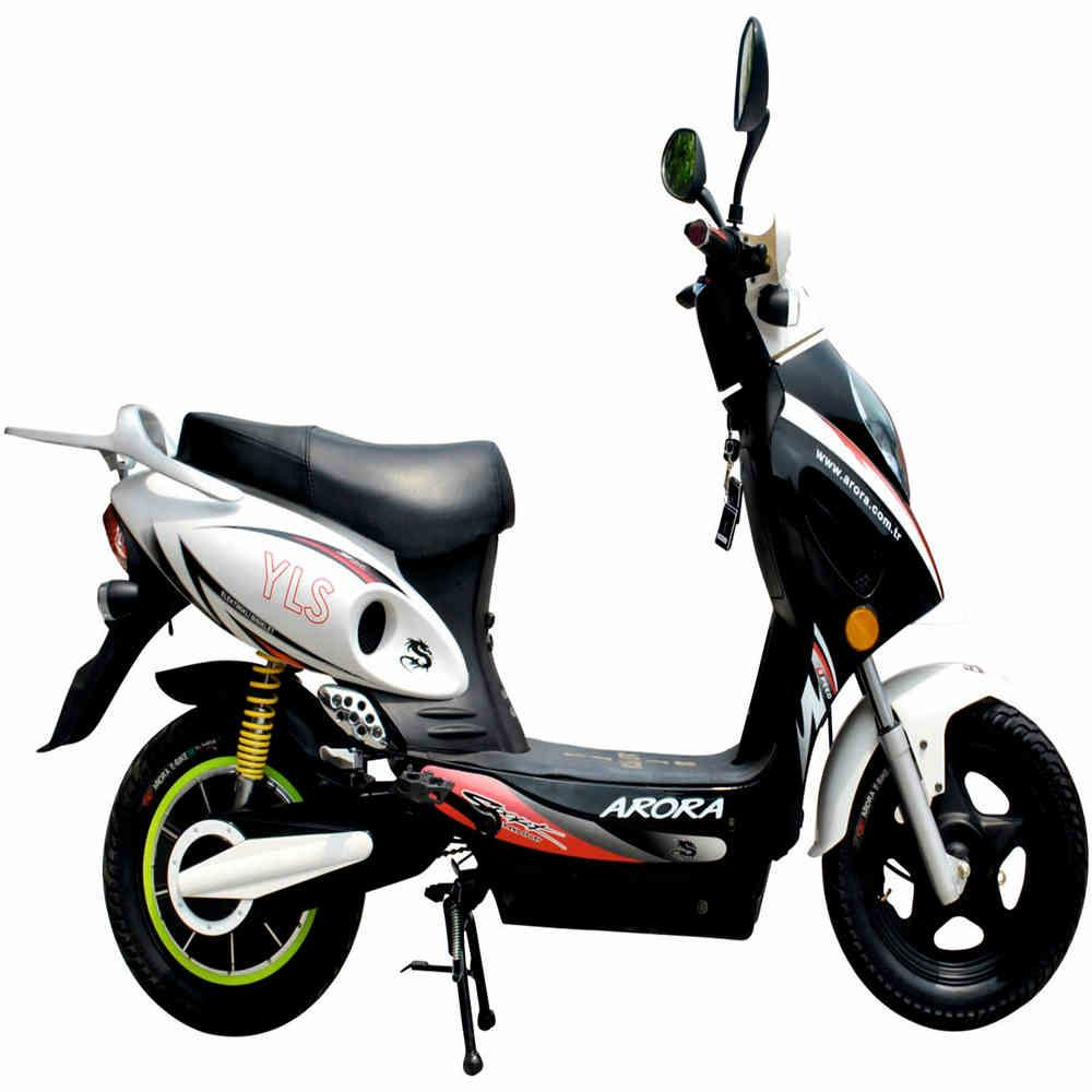 hero popular 800W Electric Adult electric motorcycle in india 4