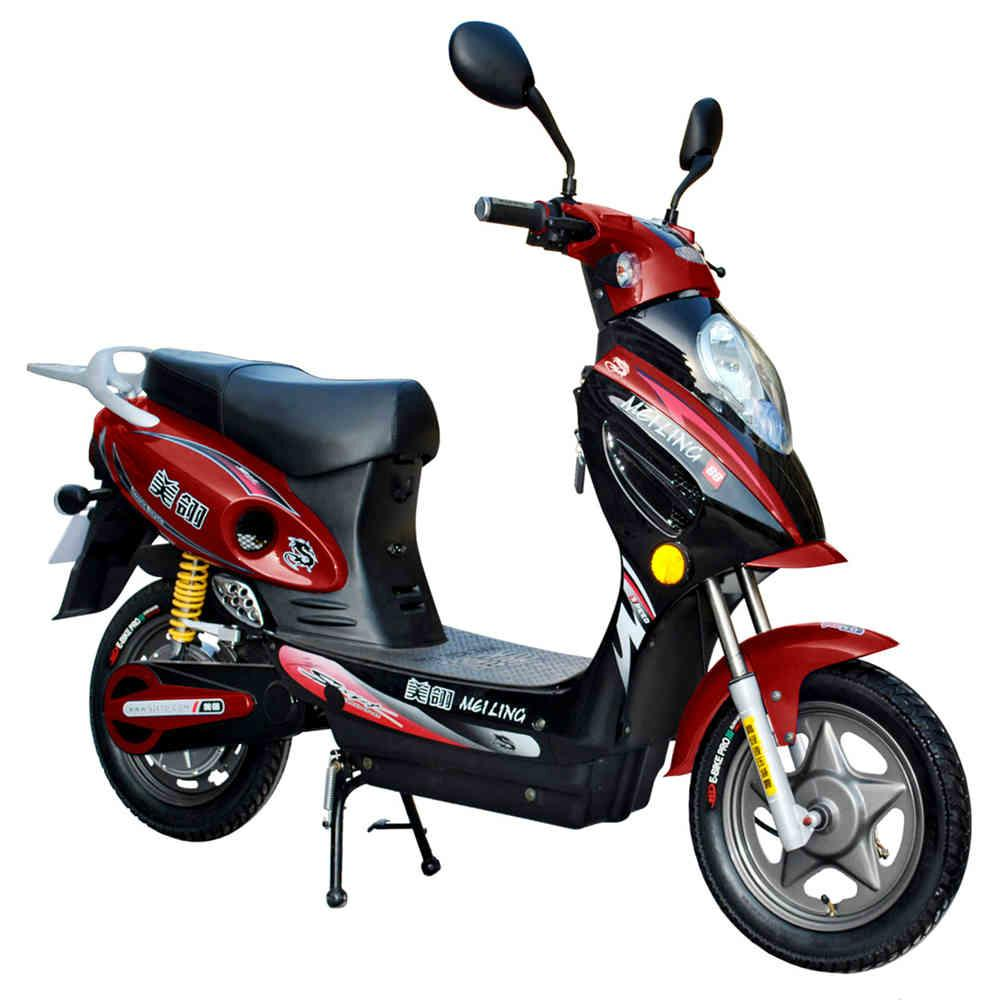 hero popular 800W Electric Adult electric motorcycle in india 5