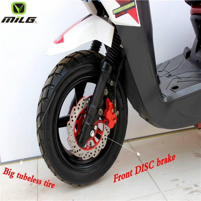 Nice cheap 1500W Fast Electric Motorcycle Price Thailand 4