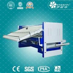 Laundry hotel equipment towel folding machine