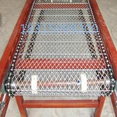浩宇供应南昌自动不锈钢网带输送机