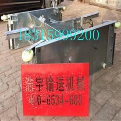 粪便清理机不锈钢刮粪板现货供应
