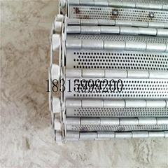 推薦重型鏈板輸送機 不鏽鋼鏈板輸送帶廠家 浩宇供應