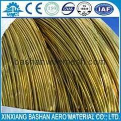 EDM Brass Wire 0.15mm For EDM Wire Cut Machine cheap price