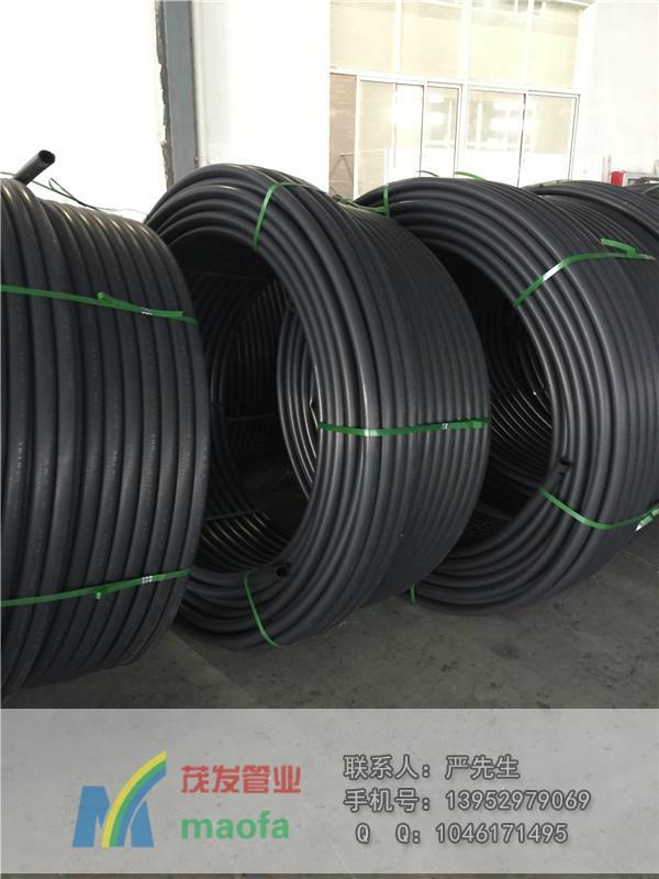 批發供應聚乙烯pe盤管 5