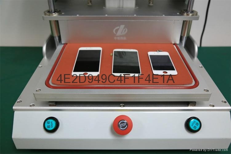 Vacuum laminating machine 5