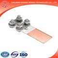 For A type a composite welding Bolt Type copper-aluminium transition enquipment
