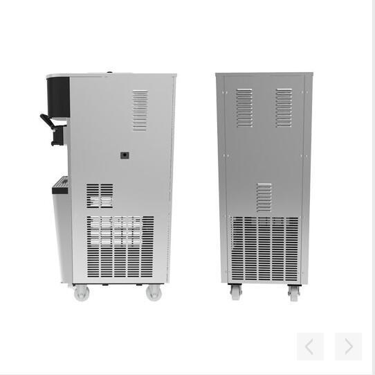 海川DW150TC冰淇淋机立式三色冰淇淋机 1