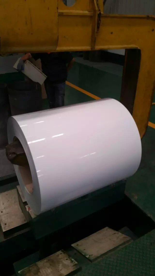Color coated steel coil importer prepainted ga  anized steel coils 2