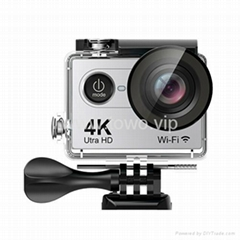 "sport camera H9Pro 4K30/2.7K60/1080p120/720p200 2"" Screen  action camera"