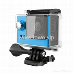 4k action cam H9R 4K25/2.7K30/1080p60/1080p30/720p120 action camera