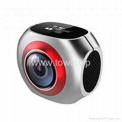 360 camera 360Pro 4K15/2.7k25/960p30 VR