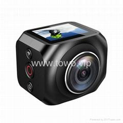 360 camera app 360R 1440p30 VR Recording