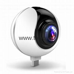 New 360° Panorama Camera NTSE 360° VR Action Camera