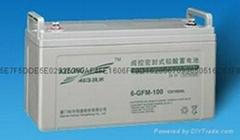 科华蓄电池12V120AH全国联保