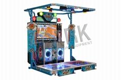 arcade amusement music game machine dancing simulator