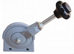 Self-lock Hand throttle controller