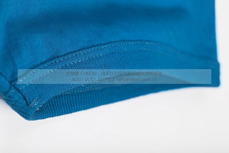 【针织】 定制款男式T恤 运动圆领短袖 3