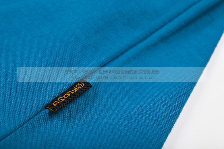【针织】 定制款男式T恤 运动圆领短袖 5