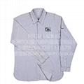 厂家衬衫定制logo 工作衬衫