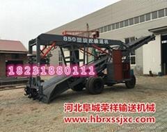 玉米芯旋挖机旋挖输送机糠醛企业安全